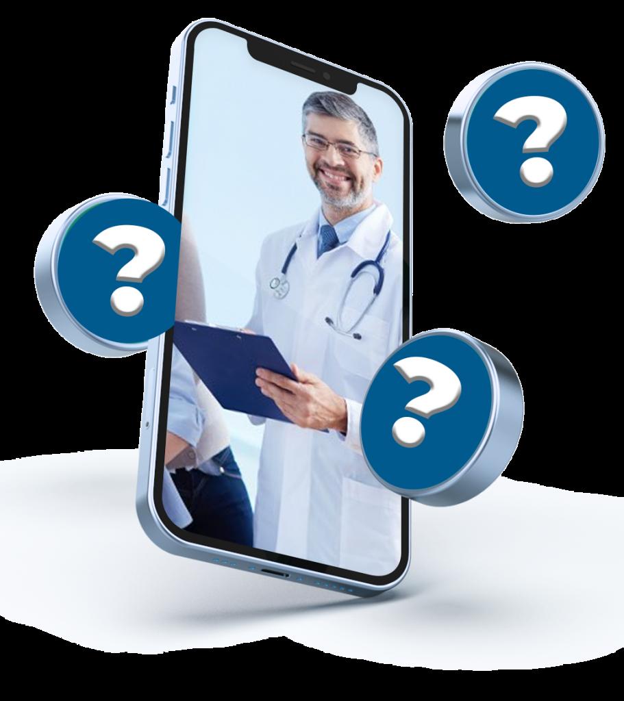 online consultation - doubts - Virtual Docs Online